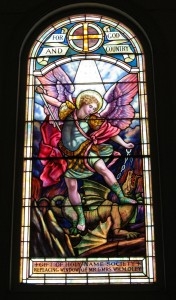 St. Michael the Archangel Window