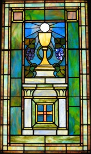 Blessed Sacrament Window