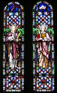 St. Agnes and St. Stephen