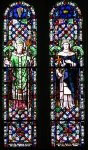 St. Patrick and St. Rose of Lima