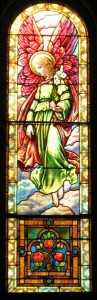 Sacristy Windows Angel b